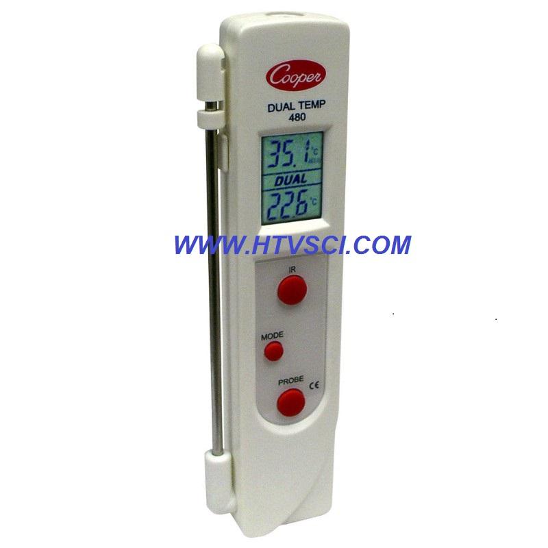 Súng đo nhiệt độ hồng ngoại cooper atkins 480