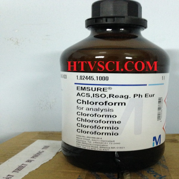 Hóa chất phân tích Chloroform, 1024451000