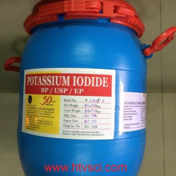 Bán Potassium iodide - Kali iod giá rẻ - KI