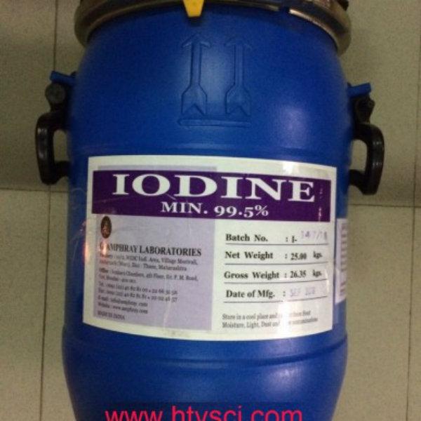 Bán Iodine 99.5 - Iodine - Iod - I2 - Iot - mua iodine - Iodine giá rẻ