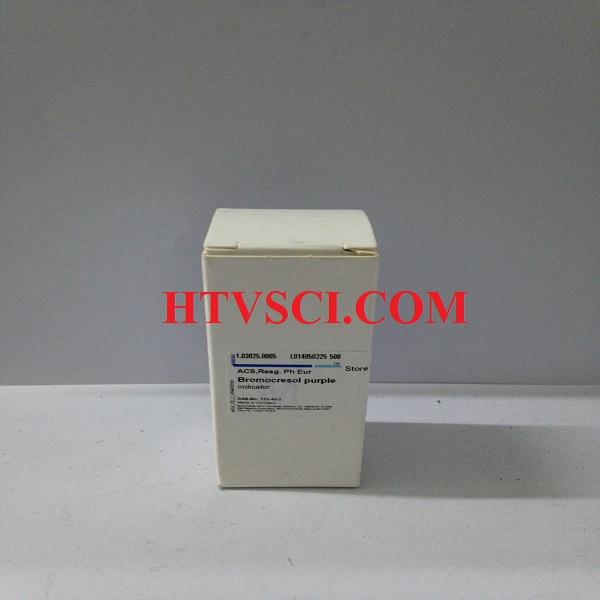 Hóa chất phân tích BROMOCRESOL PURPLE, 1030250005