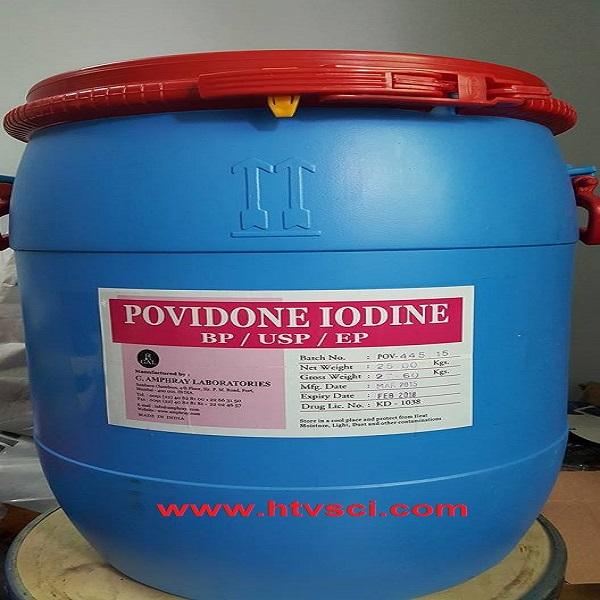 Povidon Iodine 12% giá tốt nhất thị trường