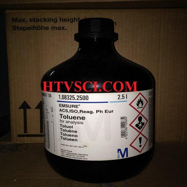 Hóa chất phân tích Toluen, C7H8, 1083252500