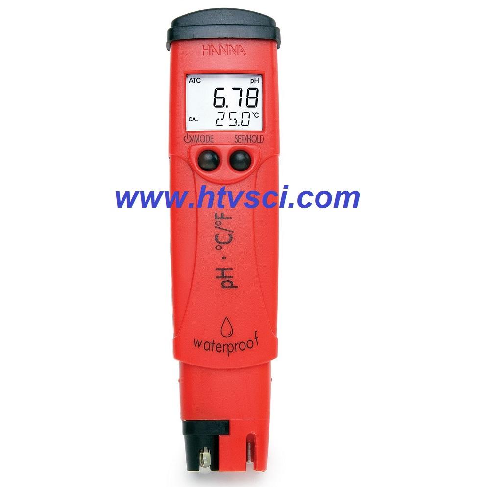 Bút đo pH Nhiệt độ HI98128