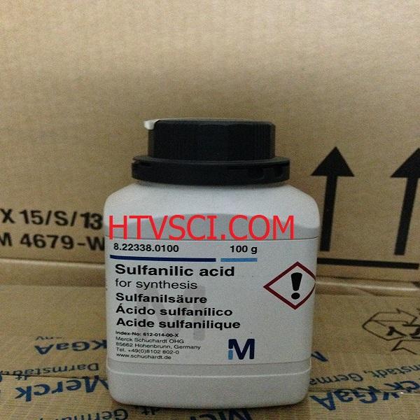 Hóa chất phân tích Sulfanilic acid, 8223380100