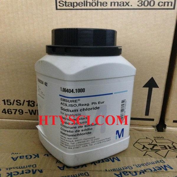 Hóa chất phân tích Sodium chloride, NaCl, 1064041000
