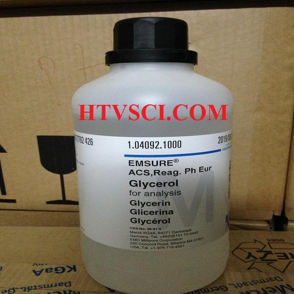 Hóa chất phân tích GLYCEROL, 1040921000