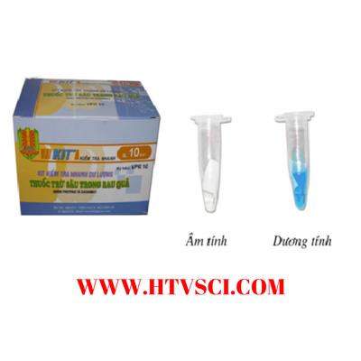 Kiểm tra nhanh thuốc trừ sâu VPR10 Việt Nam