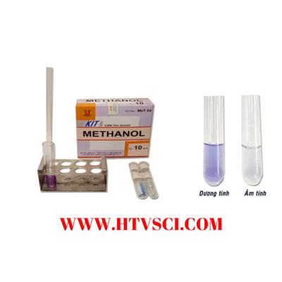 Kiểm tra nhanh Metanol trong rượu MET04 Việt Nam