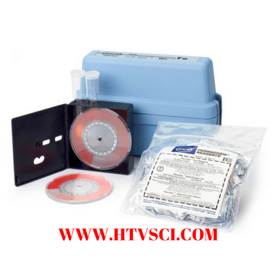Kit kiểm tra Sắt, Model: IR 18 – HACH (MỸ)