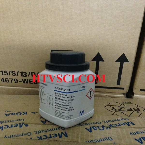 Hóa chất phân tích SULFANILIC ACID, 1006860100