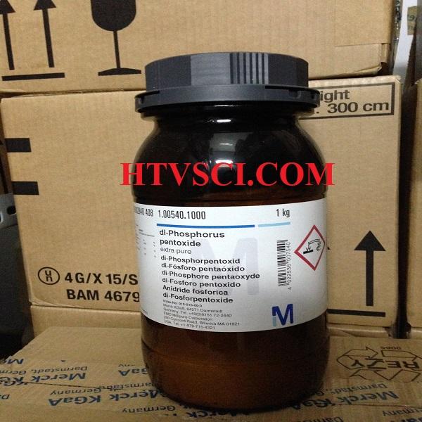 Hóa chất phân tích DI-PHOSPHORUS PENTOXIDE, 1005401000