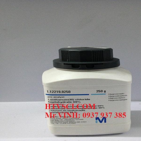 Hóa chất phân tích Lanthanum(III) chloride, 1122190250