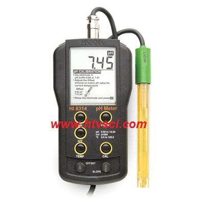 Máy đo pH HI8314 cầm tay