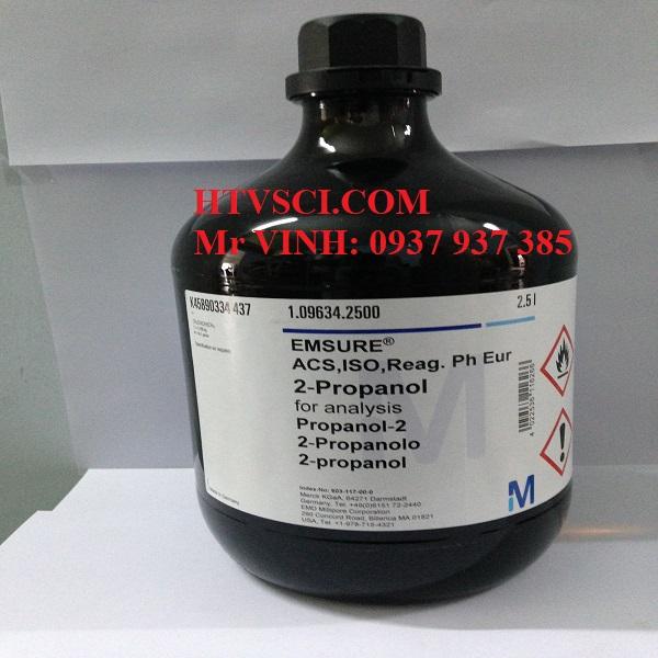 Hóa chất phân tích 2-Propanol,  iso-Propanol, 1096342500
