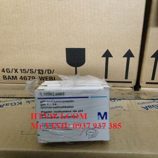 Giấy đo pH dạng cuộn, 1109620003