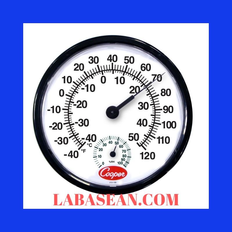 Đồng hồ đo nhiệt độ độ ẩm 212-150 đo nhiệt độ phòng, kho và khu vực sản xuất