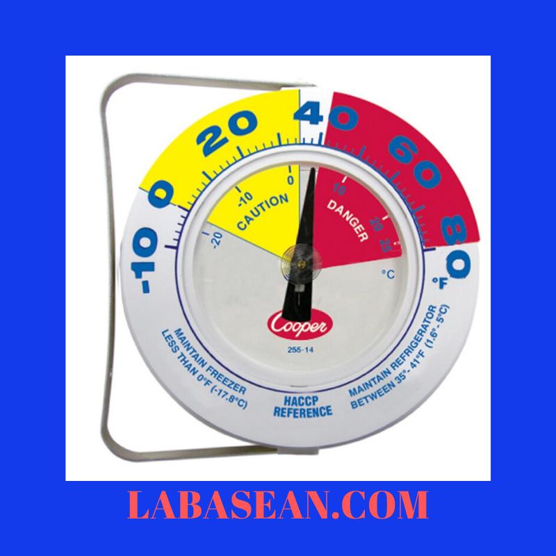 Nhiệt kế tủ lạnh 255-14 kiểm tra hiệt độ tủ lạnh tủ mát -20° to 25°C