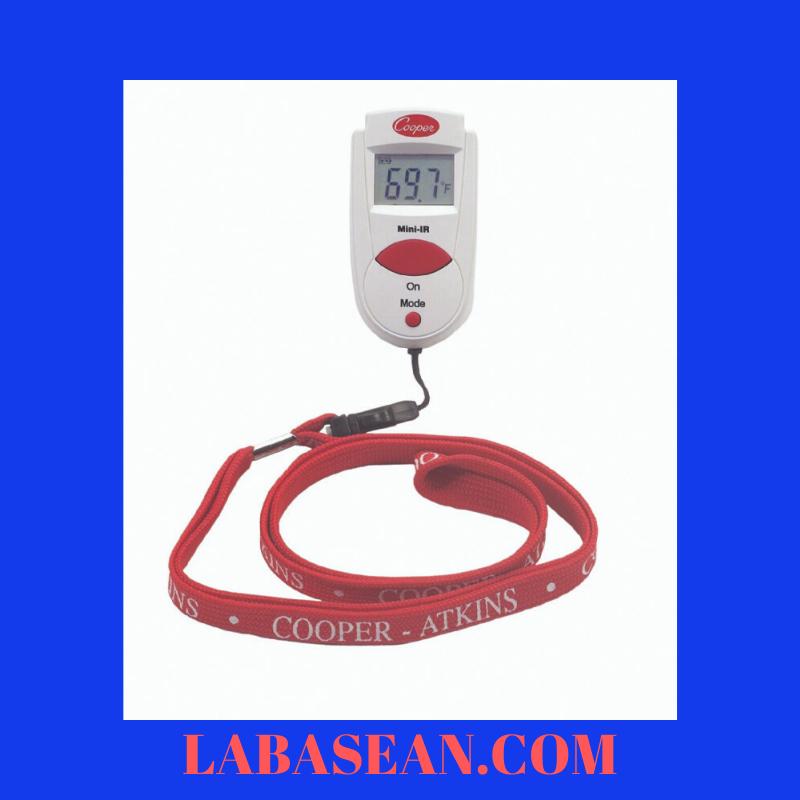 Máy đo nhiệt độ laser 470 nhiệt kế hồng ngoại mini Cooper atkins