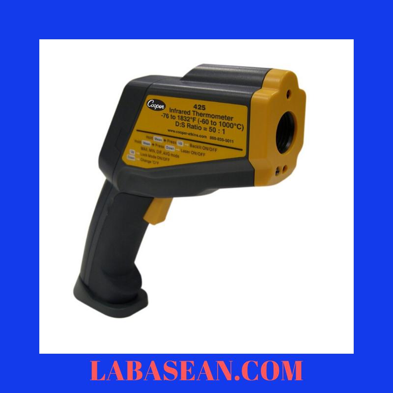 Máy đo nhiệt độ laser 425 đo nhiệt độ bề mặt trong ngành thực phẩm