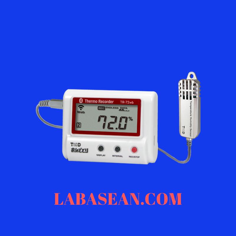 Thiết bị giám sát nhiệt độ độ ẩm TR-72wb-s