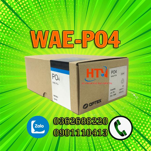 BỘ KIT TEST PHOSPHATE THANG THẤP  0.05-2 PPM, WAE-PO4 (D)