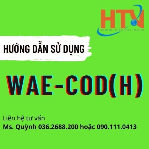 HDSD BỘ TEST KIT KIỂM TRA COD THANG CAO