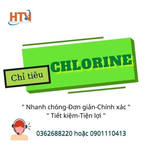 Chỉ tiêu Chlorine